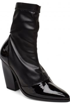 Rodebjer Cili Black Shoes Boots Ankle Boots Ankle Boots With Heel Schwarz RODEBJER(114159888)