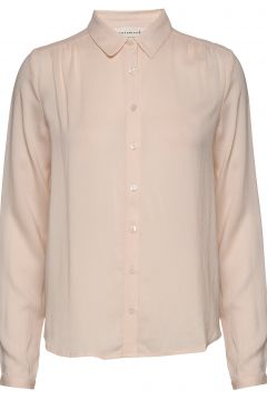 Shirt Ls Langärmliges Hemd Beige ROSEMUNDE(116719300)