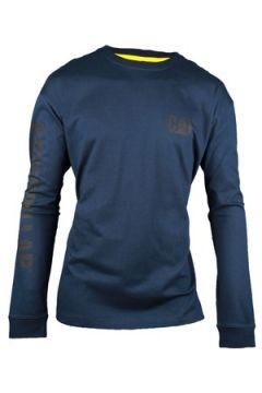 T-shirt Caterpillar Trademark Banner Long Sleeve T-Shirt(115388553)