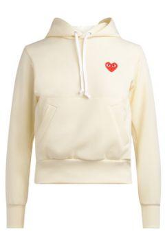 Sweat-shirt Comme Des Garcons Sweat couleur ivoire avec capuche(115518435)