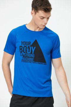 Koton Erkek Yazili Baskili T-Shirt(117383937)