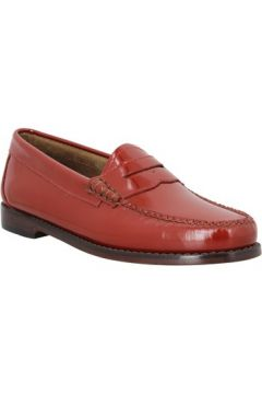 Chaussures Bass Weejuns GH BASS CO Weejuns Penny vernis Femme Spanish Red(88513407)