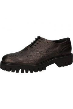 Chaussures Alberto Guardiani élégantes gris cuir AD312(115393722)