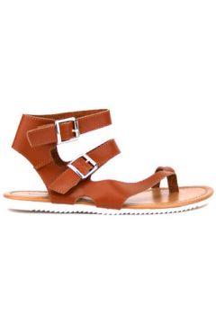 Tongs Cendriyon Tongs Caramel Chaussures Femme(88707638)