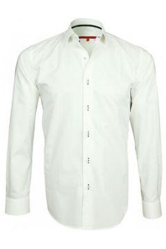Chemise Andrew Mc Allister chemise mini col anglais harry beige(115423979)