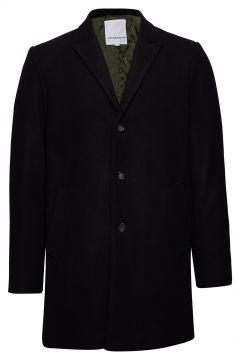 Wool Coat Wollmantel Mantel Schwarz LINDBERGH(114156575)