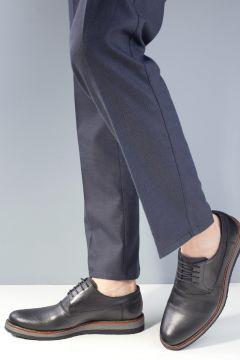 Eşle 20y E1401 M Erkek Deri Günlük Ayakkabı Siyah(110954017)