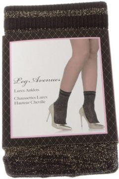 Chaussettes Leg Avenue Chaussettes Mi-Hautes - Nylon - Lurex Anklets(101736688)