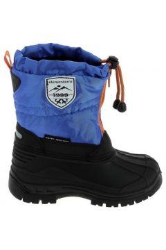 Bottes neige enfant Elementerre Picton K Bleu Orange(101543447)