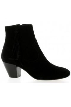 Boots Giancarlo Boots cuir velours(98532850)