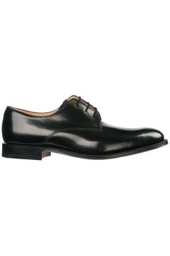 Men's classic leather lace up laced formal shoes oslo derby(118071073)