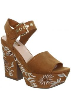 Sandales Guess Sandales Caralina2 ref_guess40565-beige(115556117)