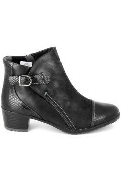 Bottes Boissy Boots 9919 Noir Gris(101543362)