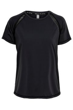 ONLY Loose Fit Sporttop Damen Schwarz(107389440)
