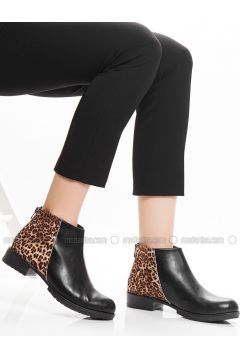 Black - Boot - Boots - Ayakkabı Havuzu(110333646)