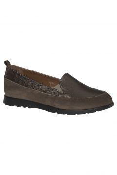 Easy Street Deichmann Hakiki Deri Haki Kadın Ayakkabı(116810276)