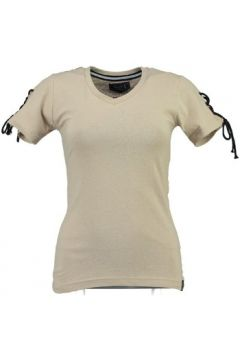 T-shirt Geographical Norway T-shirt Femme Jeline cassé(115448144)