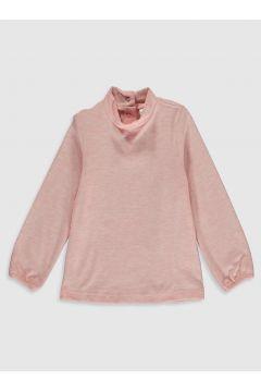 Bebek Kız Bebek Pamuklu Basic Tişört(119504668)