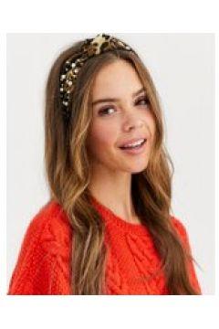 ASOS DESIGN - Haarband mit Knoten und Perlenverzierung(95031961)