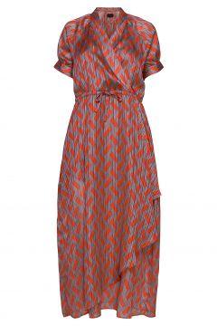 Raleigh Dress Kleid Knielang Bunt/gemustert BIRGITTE HERSKIND(116414668)
