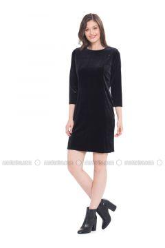 Black - Dresses - LC WAIKIKI(110341511)