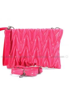 Pink - Clutch Bags / Handbags - Chicago Polo(110319407)