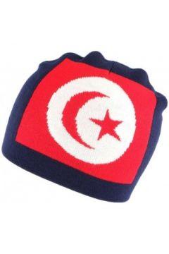 Bonnet Nyls Création Bonnet Turquie rouge et bleu marine croissant et étoile(115412034)