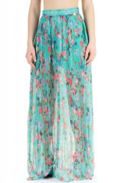 Jupes Luckylu MAXI GONNA PLISSE(115596856)
