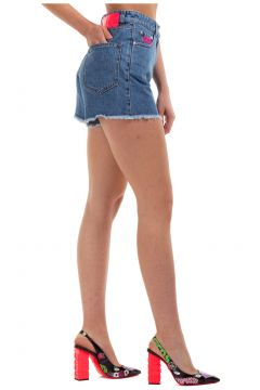 Women's shorts jeans denim summer(118300760)