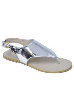 David Jones Kadın Parmak Arası Sandalet Lame Ayna(117470107)