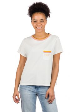 Roxy Broken Lines T-Shirt wit(92509084)