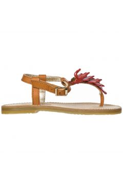 Girls sandals child leather(77304996)