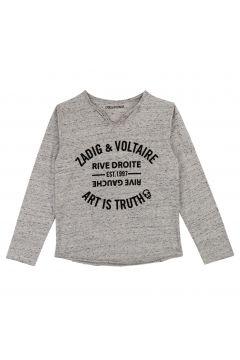 T-Shirt mit Henley-Kragen bedruckt(114142201)