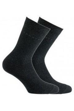 Chaussettes Esprit Lot de 2 paires de chaussettes à bord non comprimant(115428645)