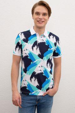 U.S. Polo Assn. Slim Fit Erkek T-Shirt(114002936)