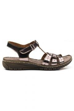 CARLA VERDE Hakiki Deri Kadın Sandalet L.060(117471873)