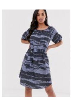 Closet - Kleid mit Raglanärmeln - Blau(95031646)