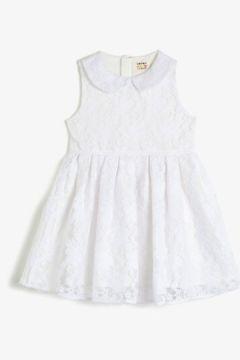 Koton Kız Çocuk Dantelli Elbise(120600323)