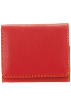 Portefeuille Mywalit Portefeuille cuir ref_46354 Rouge 10*9*2(115559753)