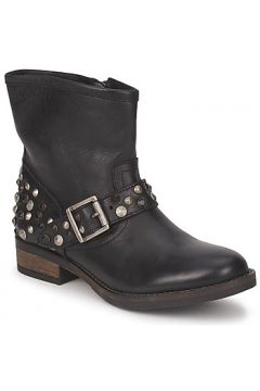 Boots Pieces ISADORA LEATHER BOOT(98741493)