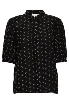 Belinagz Shirt Ao20 Blouses Short-sleeved Schwarz GESTUZ(116997243)