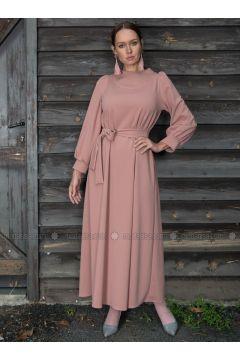 Powder - Crepe - Dresses - Ayşen Özen(110322002)