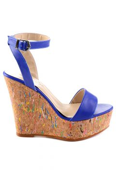 Bambi Mavi Kadın Ayakkabı 09(109223434)