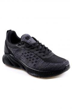 Ryt Senjoy Memory Foam Taban Siyah Erkek Günlük Spor Ayakkabı(110962632)