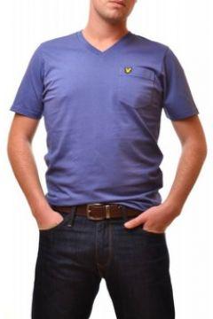 T-shirt Lyle Scott T-shirt Lyle and Scott bleu Vintage pour homme(115387344)