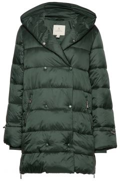 Jacket Outerwear Heavy Gefütterter Mantel Grün BRANDTEX(114151815)