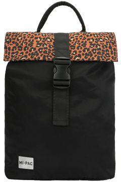 Mi-Pac SP Nylon Leopard Pack Backpack black(97856580)