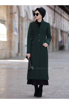 Emerald - Fully Lined - Shawl Collar - Jacket - Piennar(110333295)
