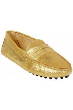 Chaussures Bobbies La Parisienne Or(115395111)