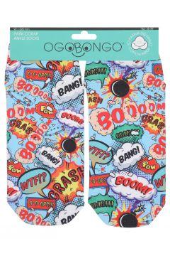Ogobongo Patik Çorap Çocuk Çorap Mavi(126179600)